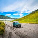 4WD at Bromo